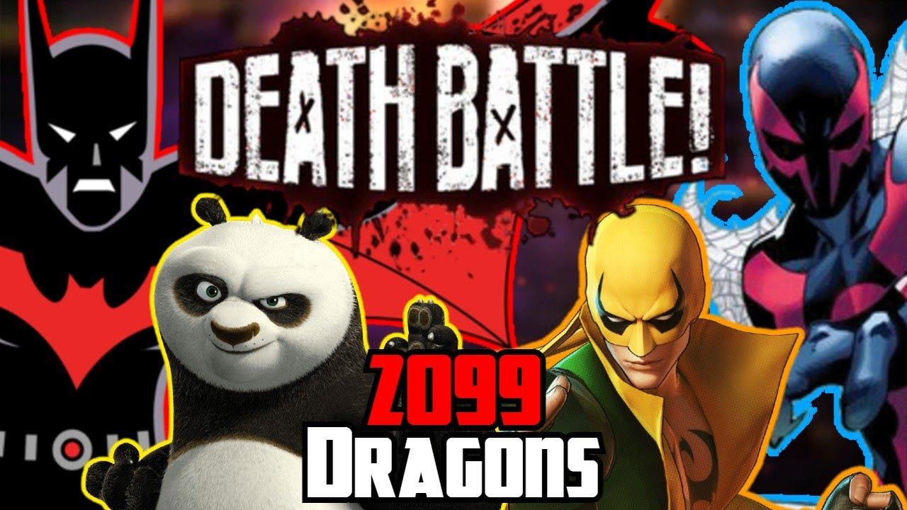 2099 Dragons - Death Battle Mashup