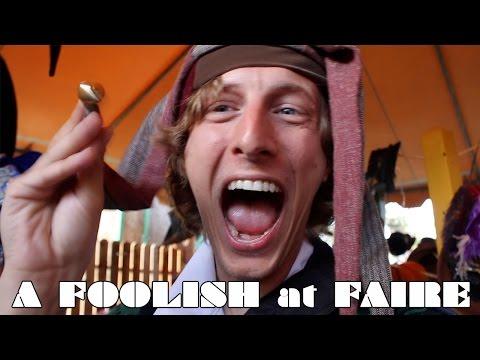 A FOOLISH AFFAIR(A visit to the Renaissance Faire)