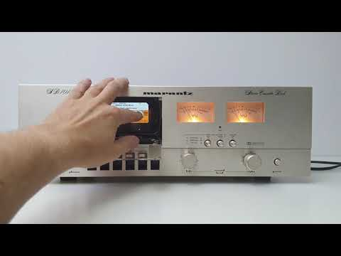 Marantz SD-1015R As MP3/FLAC Player - Tapeless Deck Project