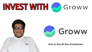 EASIEST WAY TO INVEST IN MUTUAL FUNDS THROUGH GROWW!!!