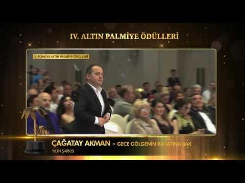 Yılın Şarkısı - Çağatay Akman - Gece Gölgenin Rahatına Bak - 4. Altın Palmiye Ödülleri