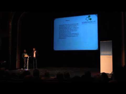 Passivhuskonferens Skåne 2013; Ljusdesign och smarta hem! Anders Bernsson och Martin Strandquist