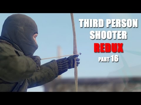 Third Person Shooter Redux Part 16 Melee & Bow - Unity Tutorial