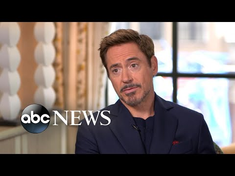 Robert Downey Jr. says he had a 'blast' filming 'SpiderMan: Homecoming'