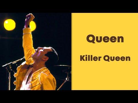 Queen - Killer Queen (solo). Ukulele tutorial