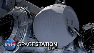 Space Station Live: Expanding BEAM
