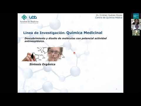 (Parte I)Seminario Académico 16-12-2020: Nuevos agentes antineoplásicos: aplicaciones y perspectivas