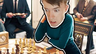 How I Became a Professional Chess Player