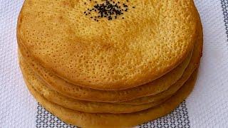Naan Sheermal Recipe  نان شیرمال Sheermal Bread Recipe