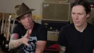 Billy Talent Interviews - River Below (Ben & Aaron)