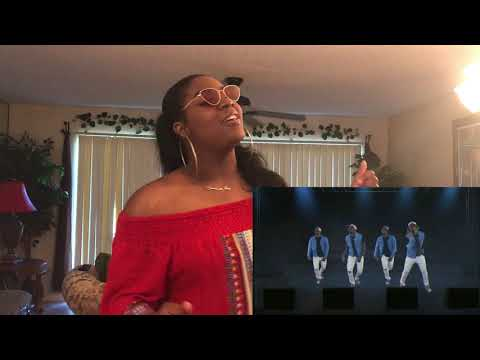 Desmond Dennis: The B2K Medley | REACTION