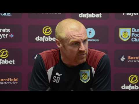Burnley boss Sean Dyche saddened by death of Ugo Ehiogu