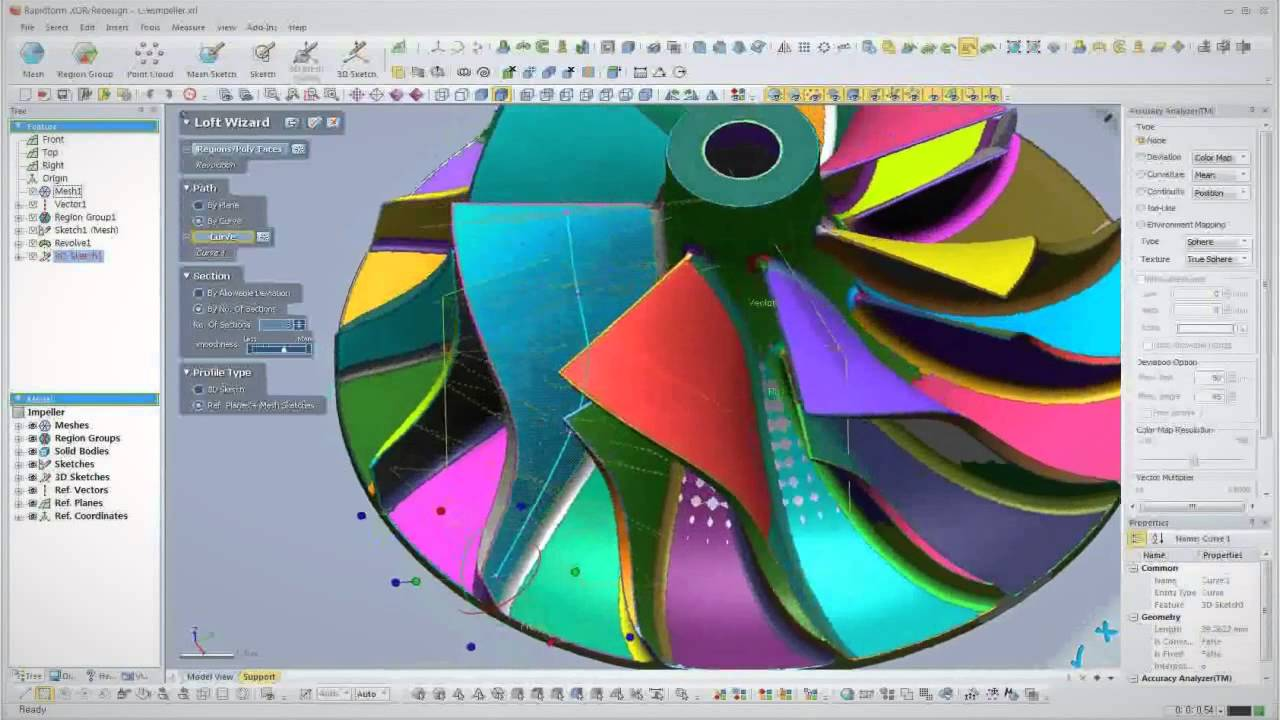 Geomagic® Design X™ - Multistation EN