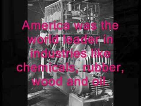 GCSE History - Economic Boom 1920s America