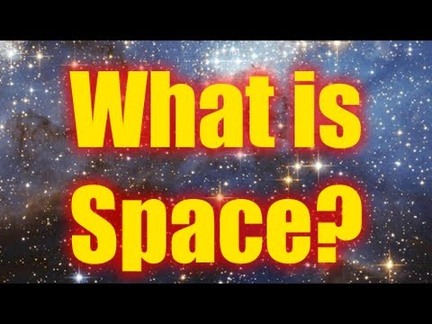 What is space where does it begin what is astronomy for What is space
