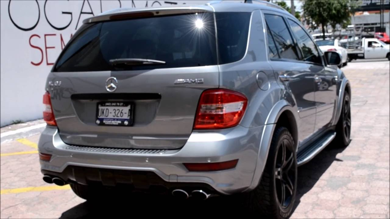 Mercedes benz ml 63 amg 2010 autovista
