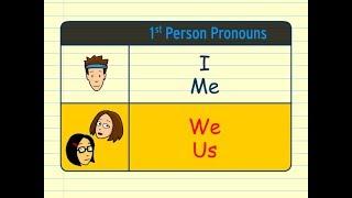 I VS. ME