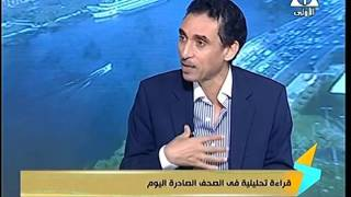 علي السيد: مصر مستعدة لتحمل عبء اللاجئين.. والمجتمع الدولي يتاجر بهم