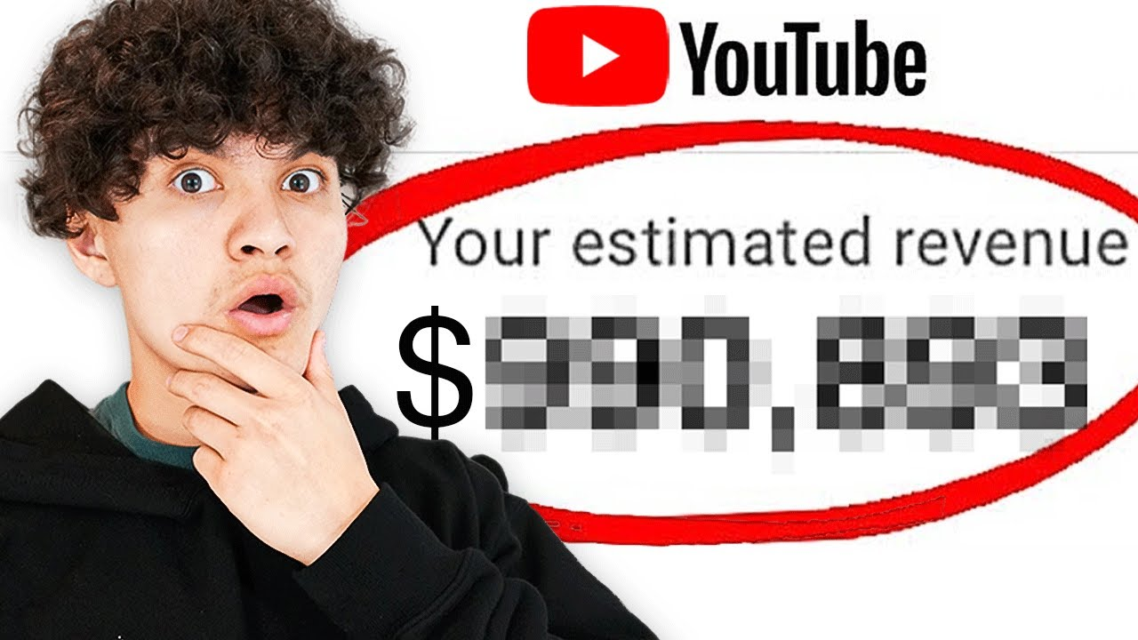This is How Much Money FaZe Jarvis Makes on Youtube