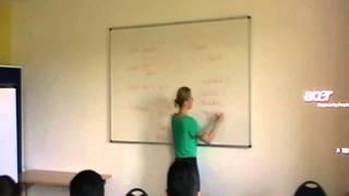 Indonesian Basics - Maria Weidner at the Polyglot Gathering Berlin 2014