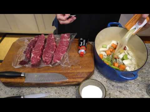 How To Make Boneless Beef Short Ribs - Episode 108