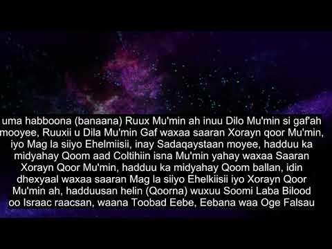 Download Cutubka 4aad Haweenka, Aqrinta Badan Ee Qalbiga Qaboojiya Aqriska, 90+ Turjumaad Luqadeed