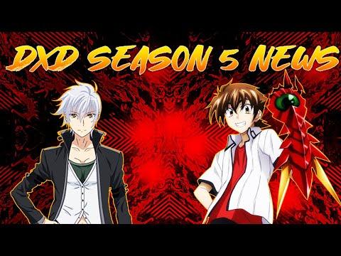 High School DxD Season 6 Confirmed!!! High School DxD Season 5 Release Date Is Been Narrowed Down!!!