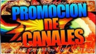 🔴 DIERECTO   PROMOCIÓN DE CANALES   SUB X SUB EN VIVO