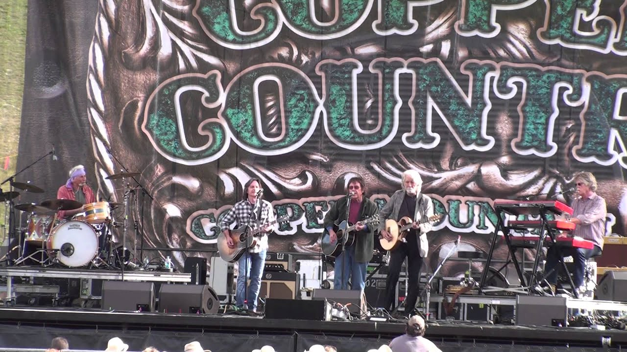 Nitty Gritty Dirt Band - full show - Copper Country - 9-6-15 Copper ...