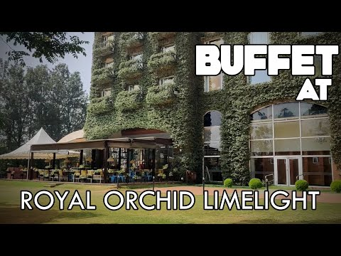 Hotel Royal Orchid Limelight Bangalore - Lunch Buffet