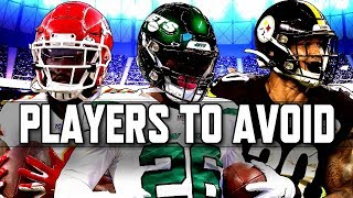 Fantasy Football 2019: Players to avoid | NBC Sports