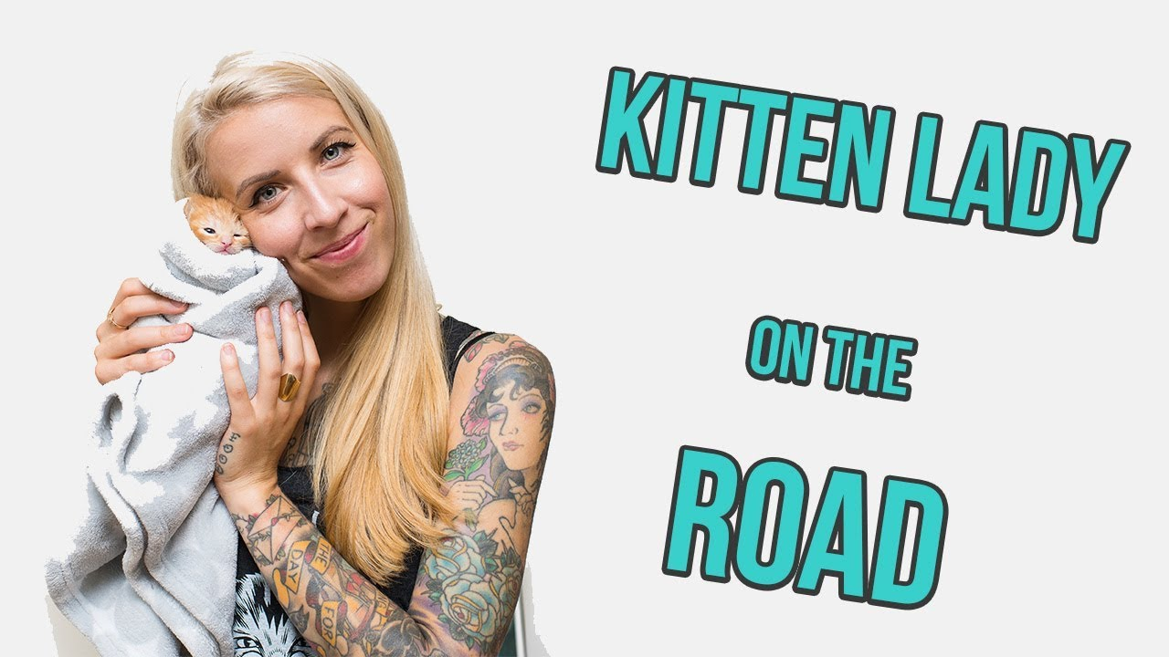 kitten-lady-on-the-road