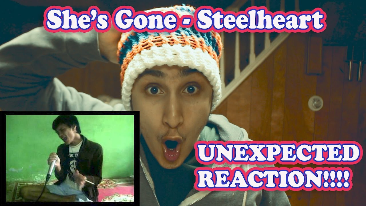 Shes Gone Steelheart Cover Unexpected Reaction Youtube