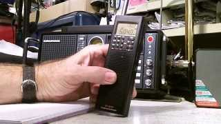 TRRS #0190 - Reception Testing of the County Comm Shortwave Radio