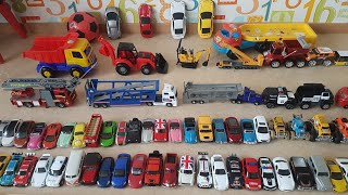 A lot of Cars Toys for Kids Video for Kids