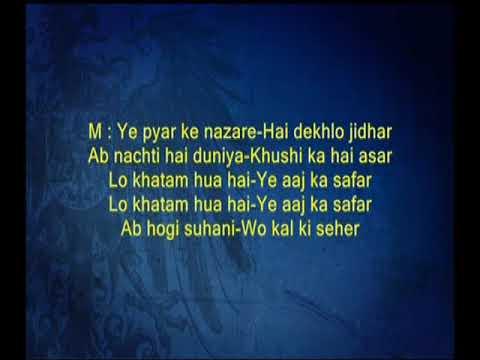 Dil Use Do Jo Jaan De De with female voice