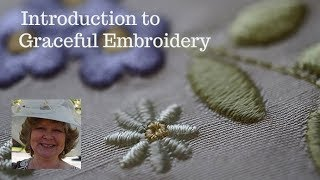Introduction to Graceful Embroidery