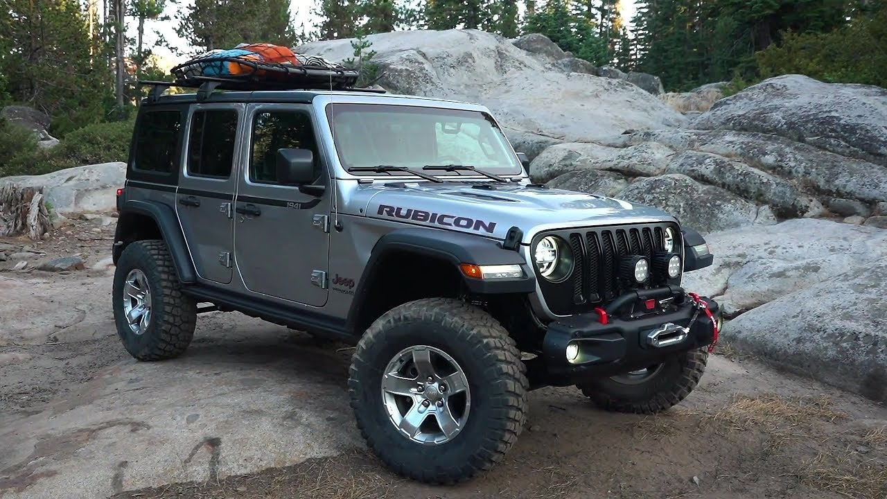 2019 Jeep Wrangler Rubicon 4 Door By Mopar