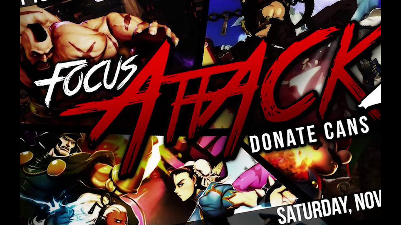 Image result for focus attack donate cans 5