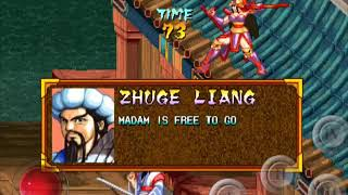 Knights Of Valour Plus ( ver 119 , set 1 ) - Zhuge Liang