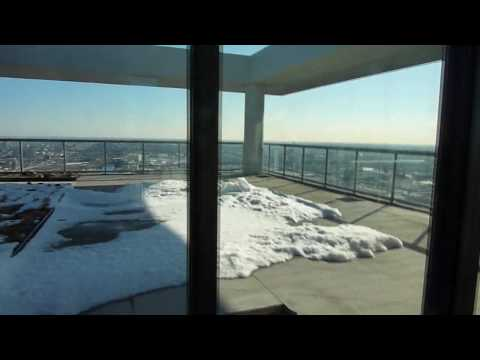 235 Van Buren's crown jewel: Inside a duplex penthouse