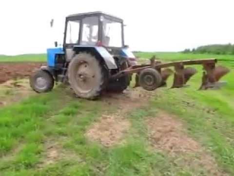 ОБРАБОТКА ПОЧВЫ - Агросистема