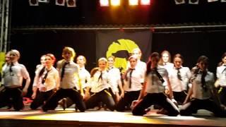 Uptown Funk - Al Centro Show Dance Performance