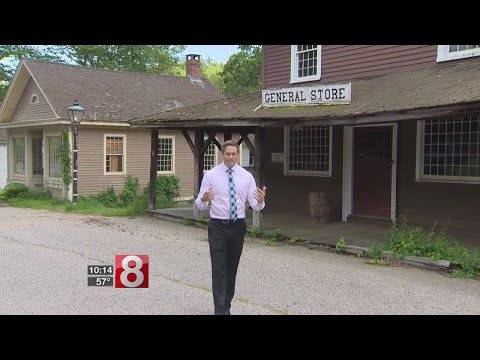 You can own this Connecticut ghost town