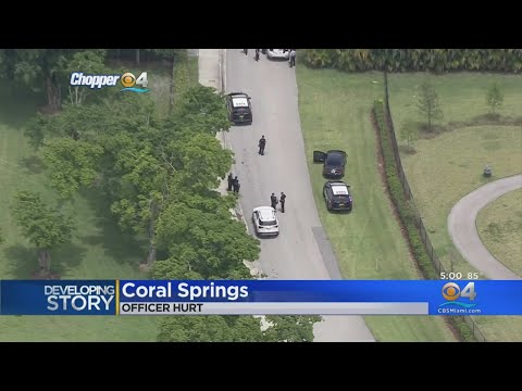 Officer Injured, 2 In Custody After Incident Locked Down Coral Springs Schools