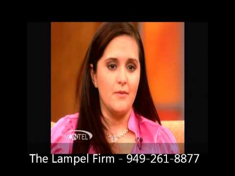 Eric P. Lampel - Attorney - On the Montel Williams Show