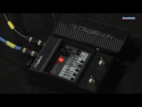 Digitech Element and Element XP Multi-effects Pedal Demo - Sweetwater Sound