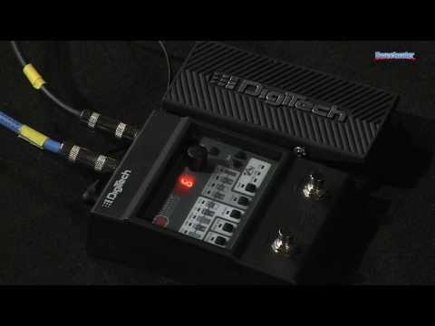 DigiTech Element XP ELMTXP Multi-Effets pour Guitare Gris