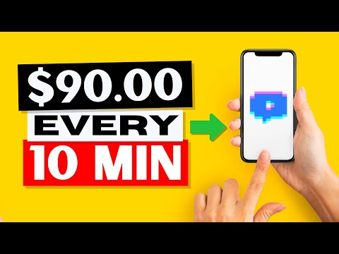 Earn FREE PayPal Money Using ONLY ONE APP! (Make Money Online 2021)