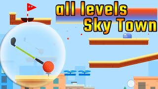 Happy Shots Golf Chapter 3 Sky Town Level 37-54